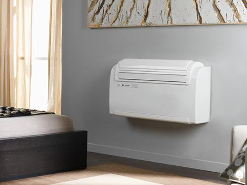 Condizionatori a muro senza motore esterno esistono for Condizionatori senza motore esterno