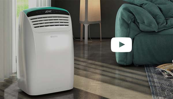 Climatizzatore portatile dolceclima 11 recensione blog - Climatizzatore portatile senza tubo ...