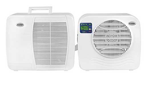 Condizionatori portatili con unit esterna blog di for Condizionatori senza motore esterno silenziosi